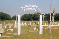 Illinois Bend Cemetery