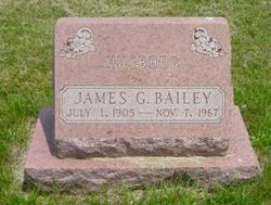 James G Bailey