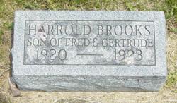 Harrold Brooks