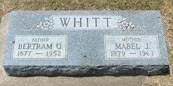 Mabel J. Whitt