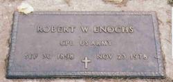 Robert Wilson Enochs