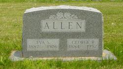 Eva S <I>Speeker</I> Allen