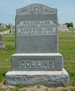William G Collins