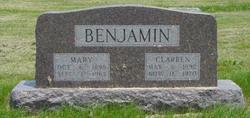 Clarren Benjamin