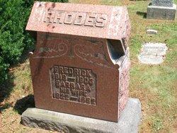 Barbara <I>Housley</I> Rhodes