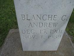 Blanche <I>Clodfelter</I> Andrew