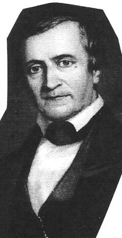 Rev Charles Philip Krauth