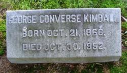 George Converse Kimball