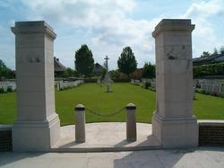 Birr Cross Roads Cemetery