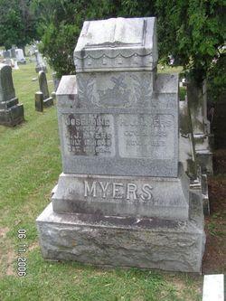 Henry Jacob Myers