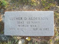 Luther D. Alderson