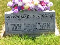 Tessa Hunt <I>Laub</I> Martinez