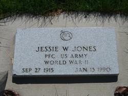 Jessie W Jones