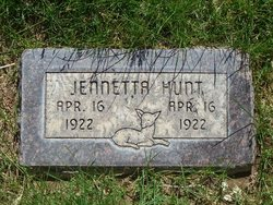 Jennetta Hunt