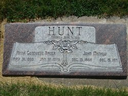 John Mathew Hunt