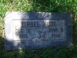 Mabel Hunt