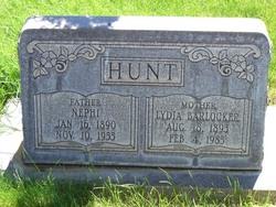 Nephi Hunt