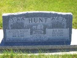 Ray Von Hunt