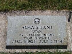 Alma Samuel Hunt