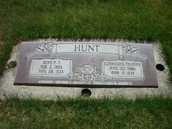 Clarissa Eliz <I>Truman</I> Hunt