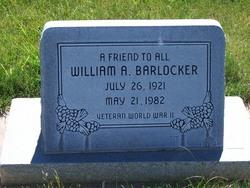William Arthur Barlocker