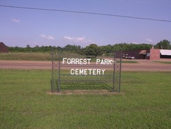 Forrest Park Cemetery