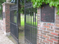 Old Burying Place