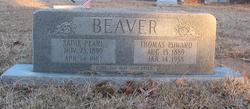 Sadie Pearl <I>Rea</I> Beaver, Wingo