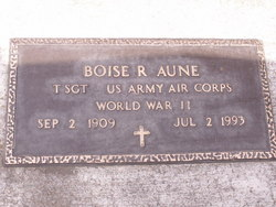 Boise R. Aune