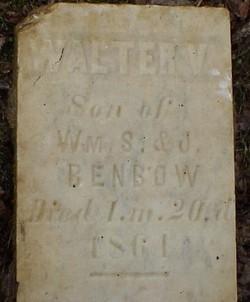 Walter V. Benbow
