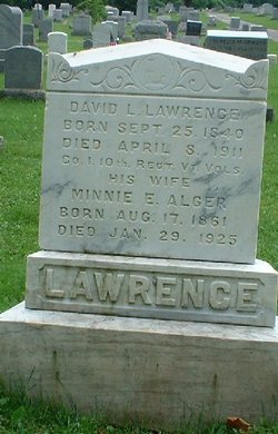 David L Lawrence