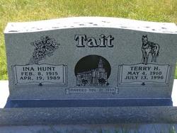 Ina <I>Hunt</I> Tait