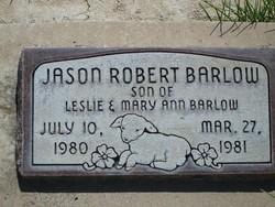 Jason Robert Barlow