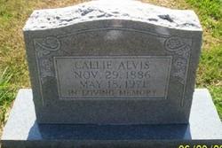 Callie Alvis
