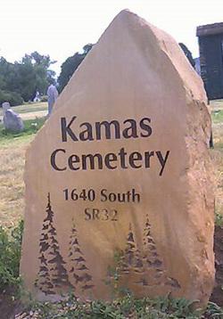 Kamas Cemetery