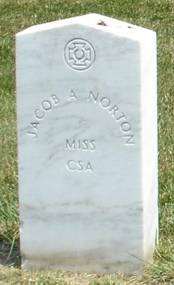 Pvt Jacob Anderson Norton