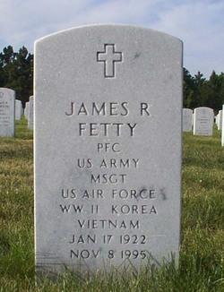 James Robert Fetty