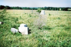 Jones Hunt Family Cemetery