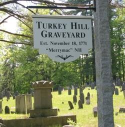 Turkey Hill Graveyard