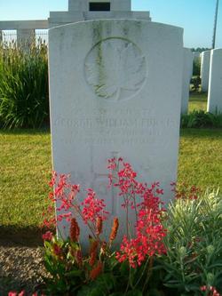 Private George William Furnis
