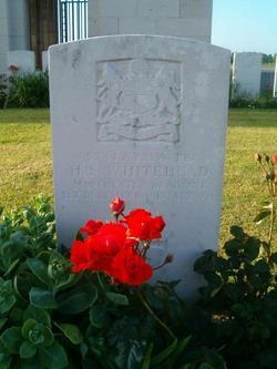 Private Henry Simon Whitehead