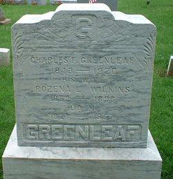 Charles Franklin Greenleaf