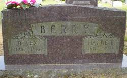 Hattie E <I>Ross</I> Berry