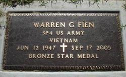 Warren Gerrit Fien