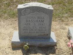Leona Bell Bassham
