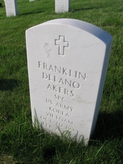 Franklin Delano Akers