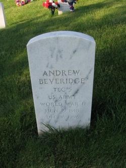 Andrew Beveridge