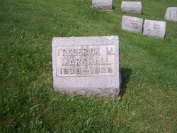 Frederick M. Marshall