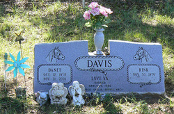 Danet LaRaye <I>Leatherwood</I> Davis