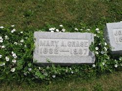 Mary Ann <I>Reed</I> Chase